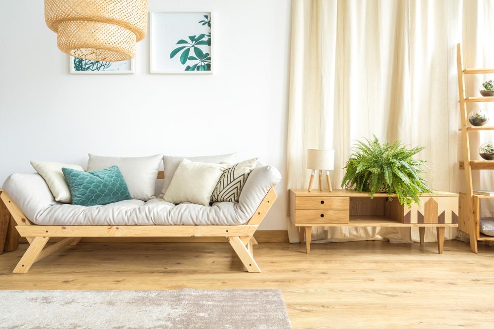 Sådan indretter du små rum mest effektivt