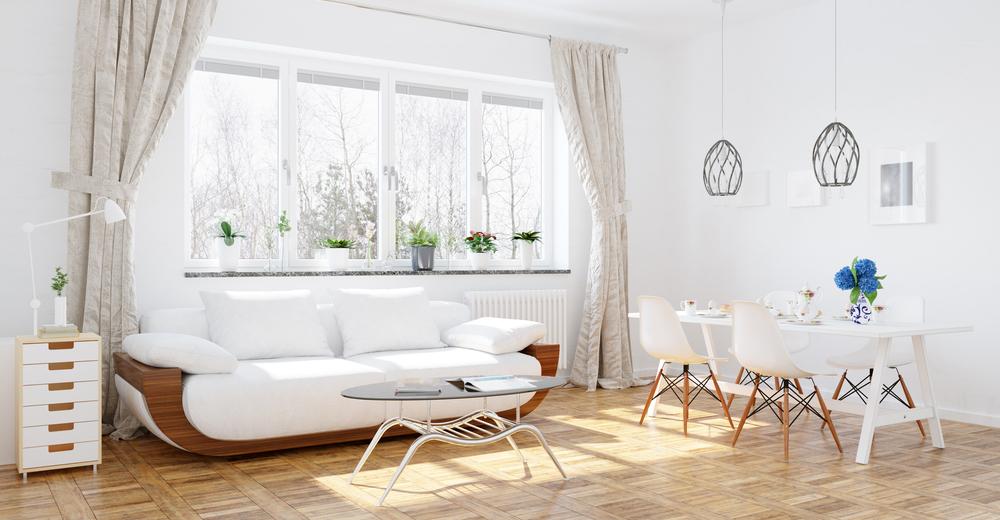 Sådan indretter du en ny lejlighed