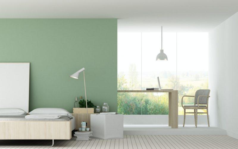 Giv dine rum liv og form med farvede vægge