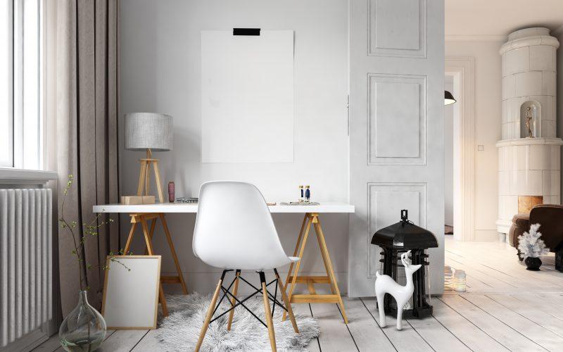Top 5 nordisk interiør til bolig