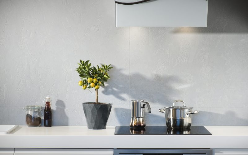4 tips til at holde dit køkken rent og ryddet